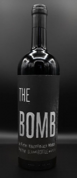 Blank Bottle | The Bomb Magnum